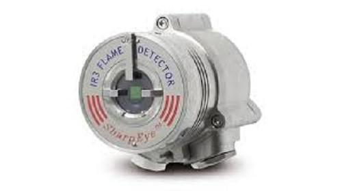 Detector de chama infravermelho